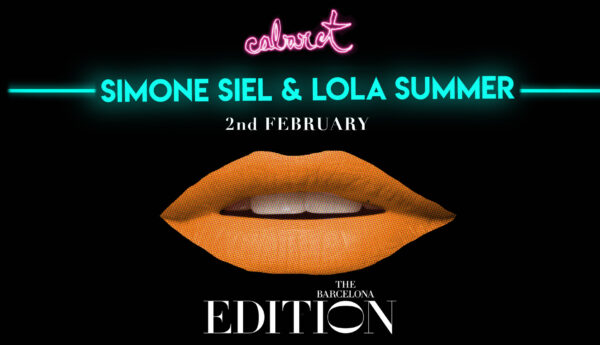 Simon SIel & Lola Summer at Cabaret